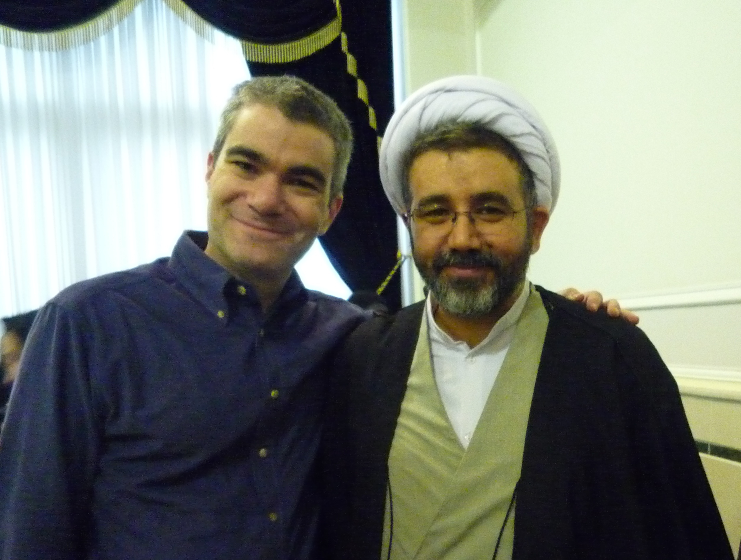 Iran Trip 2008 Shalom Rav