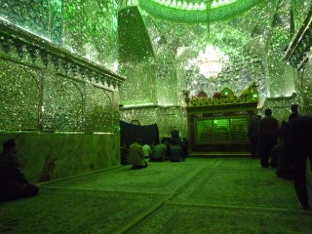 Shrine of Ali Ibn Hamzeh