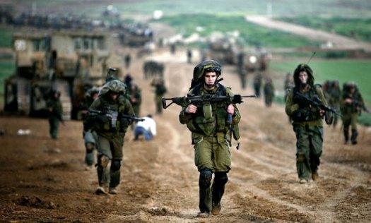 israeli-soliders