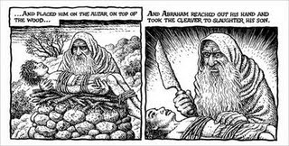 R__Crumb_-_Abraham_and_Isaac