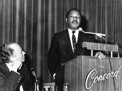 everett gendler y martin luther king