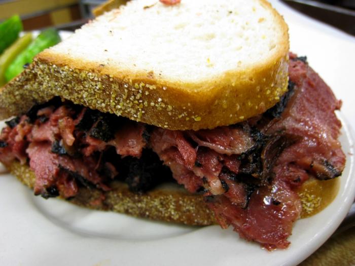 Anatomy of a Pastrami Sandwich | Shalom Rav