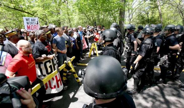 mcdonalds-headquarters-protest